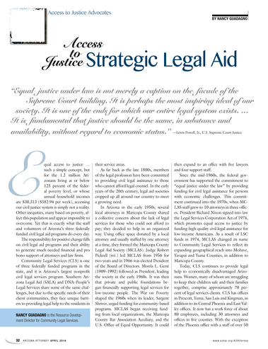 Arizona Attorney - April 2016 - Page 32-33