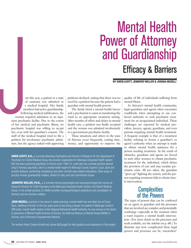 Arizona Attorney June 2016 Page 54 55