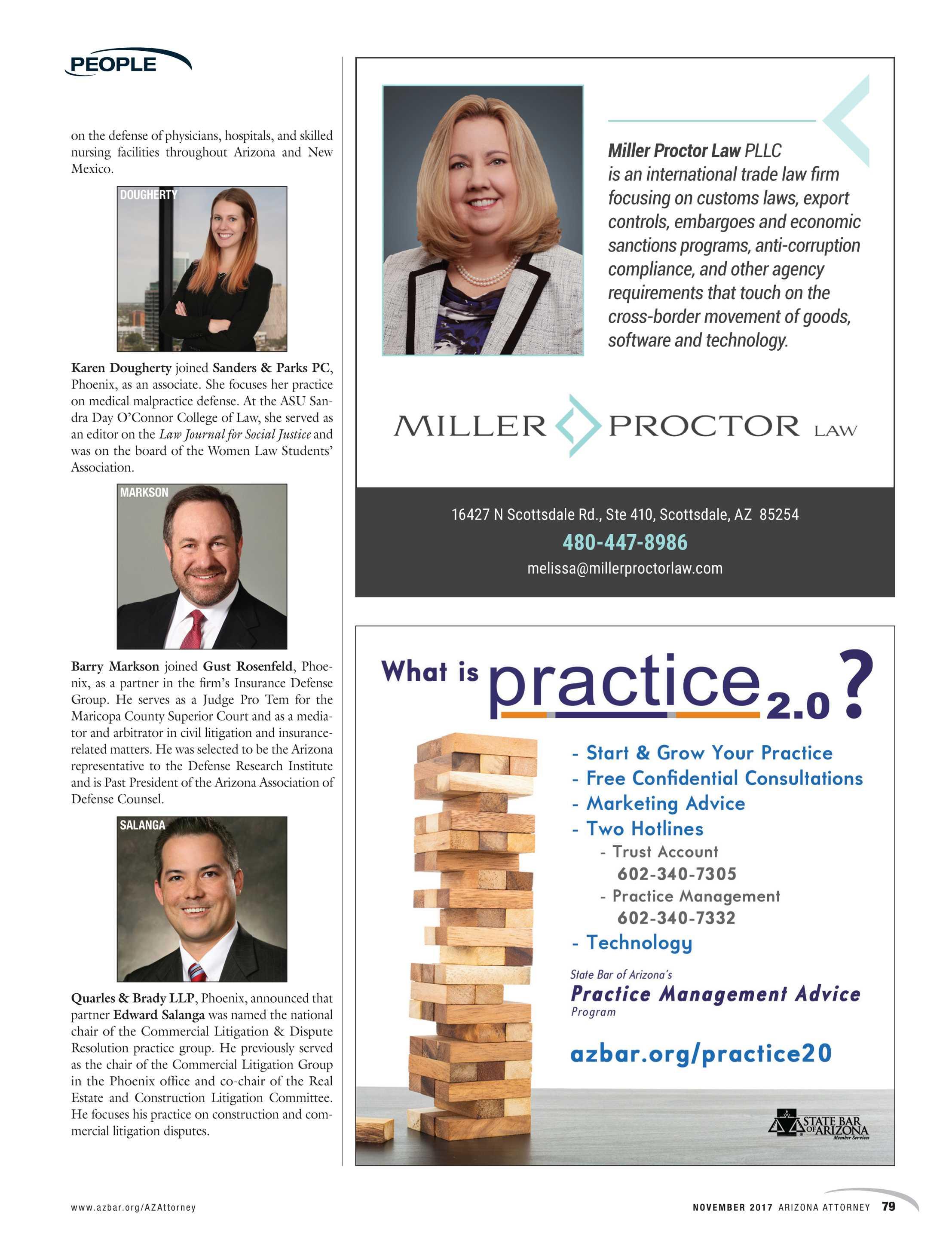 Arizona Attorney - November 2017 - page 78
