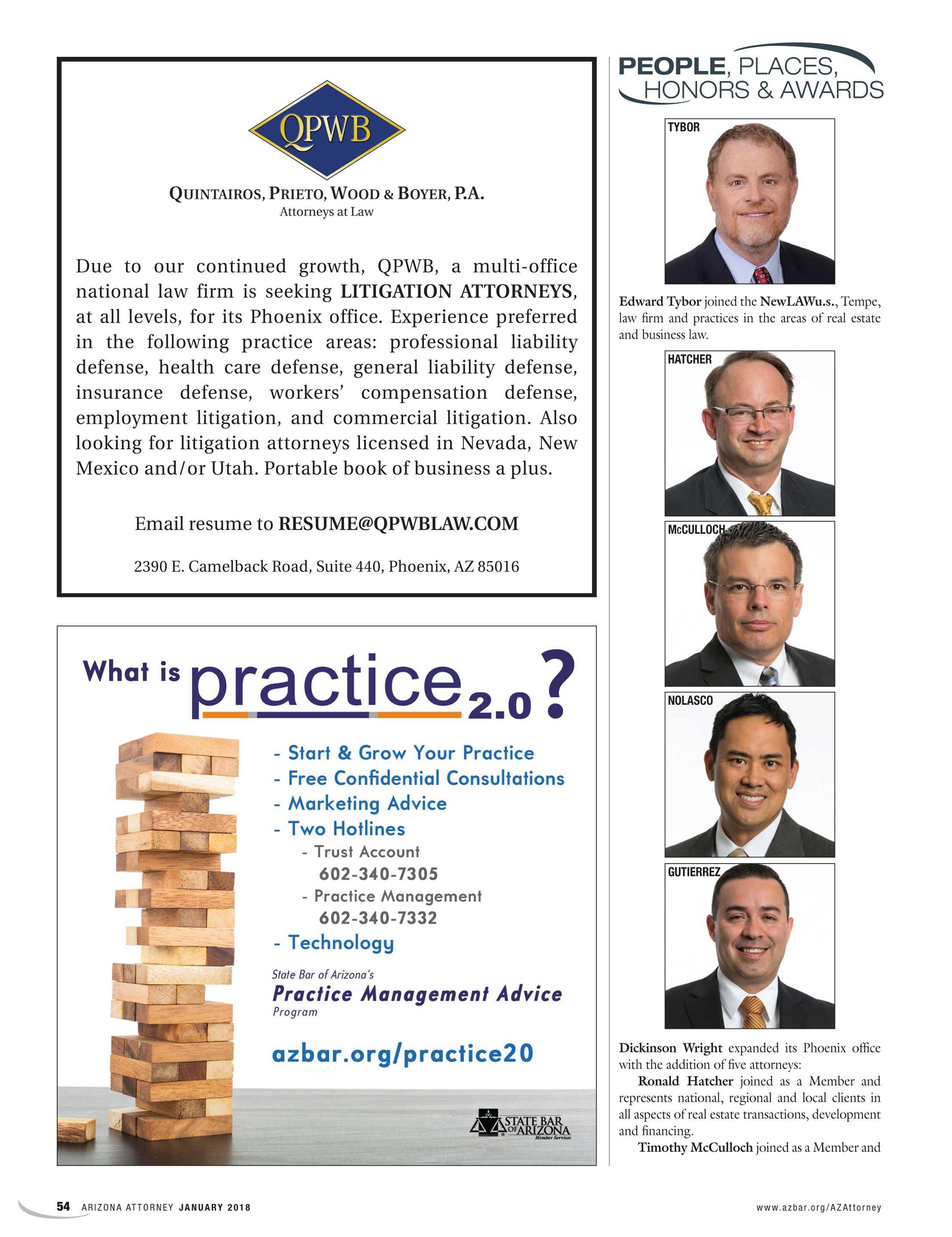 Arizona Attorney January 2018 Page 54
